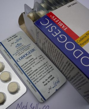 Codogesic (Codeine Phosphate) 15mgCodogesic (Codeine Phosphate) 15mg