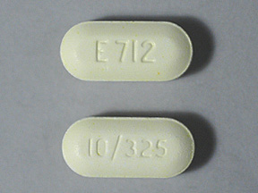 Endocet (Oxycodone & Acetaminophen)