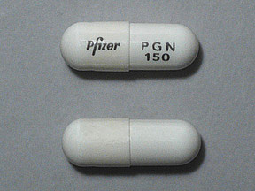 Lyrica (Pregabalin) 150mg capsule