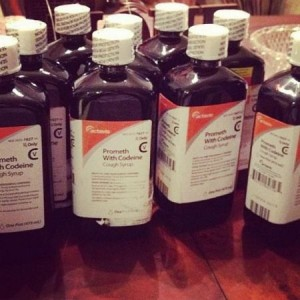 actavis (cough syrup)