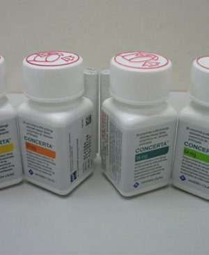 Concerta (Methylphenidate)